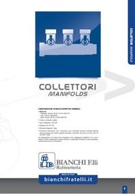 Bianchi Collettori Manifold