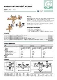 Automatski dopunjač sistema