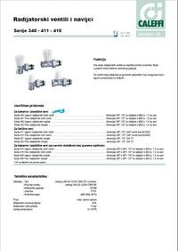 Radijatorski ventili i navijci