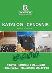 Doming katalog