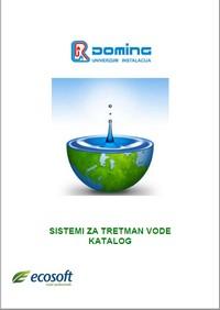 Sistemi za filtriranje vode - Katalog