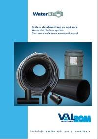 WaterKIT - HDPE cevi i fiting za vodu
