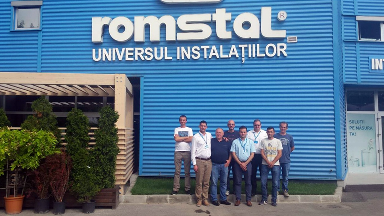 Trening za fotonaponske sisteme u Romstal Akademiji