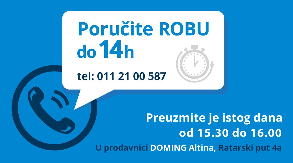 Specijalno za partnere iz Beograda