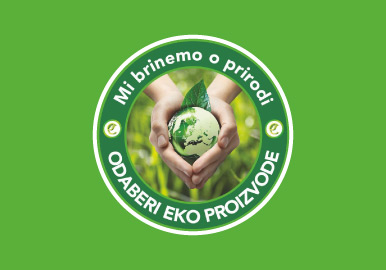 Doming se priključio nacionalnoj kampanji za očuvanje životne sredine i smanjenje potrošnje plastičnih kesa