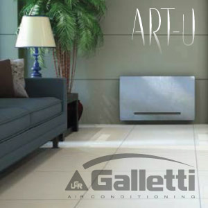 ART-U Galletti fan coil uređaj nove generacije