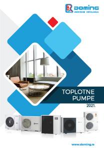Toplotne pumpe katalog