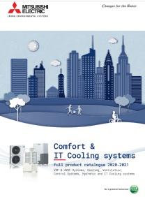 VRF Sistemi/IT-Cooling/E-chiller_2020/21