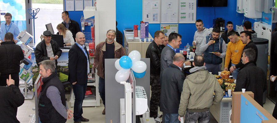 Nova Doming prodavnica u Čačku